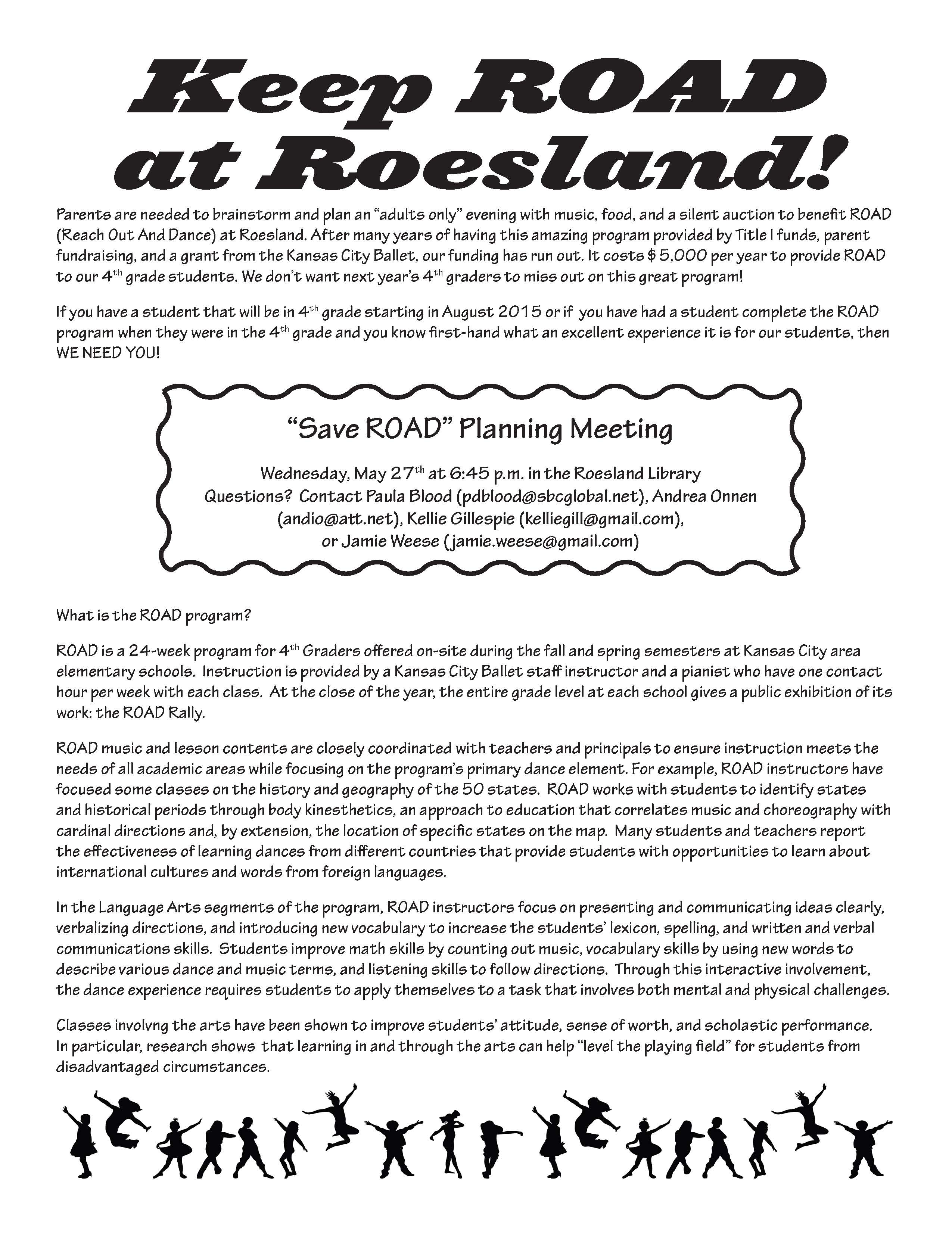 fundraiser | Roesland Elementary Community Site
